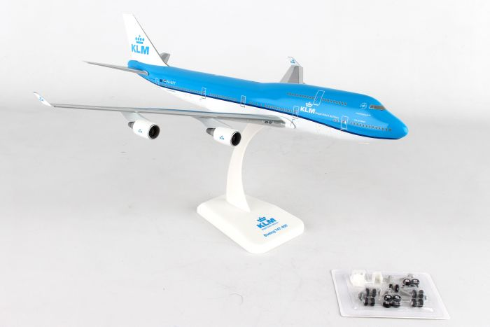 "KLM 747-400 ""City Of Tokyo"" PH-BFT (1:200) by Hogan Wings Collectible Airliner Models item number: HG10123G"
