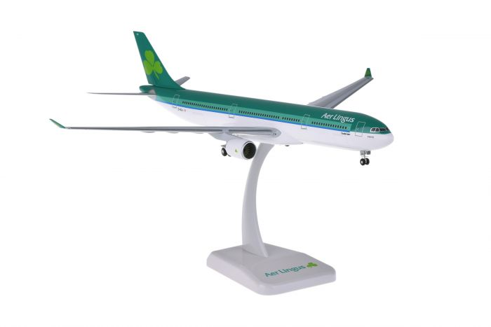 Aer Lingus A330-300 EI-ELA (1:200) by Hogan Wings Collectible Airliner Models item number: HG11144G