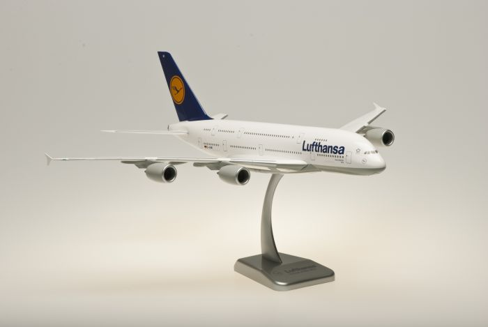 "Lufthansa A380-800 (1:200) ""Berlin"" D-AIMI by Hogan Wings Collectible Airliner Models item number: HGLH22"