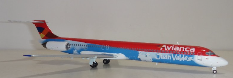 Avianca Colombia MD-83 EI-CEQ (1:200)