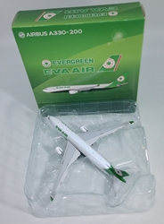EVA Air A330-200 B-16310 (1:400) by JC Wings Diecast Airliners Item: LH4EVA031