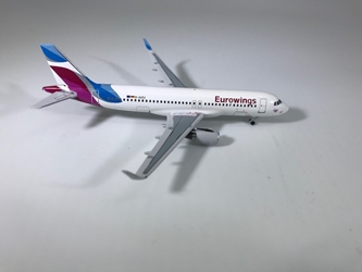Eurowings A320 D-AIZU (1:400) by AeroClassics Models Item Number AC19121