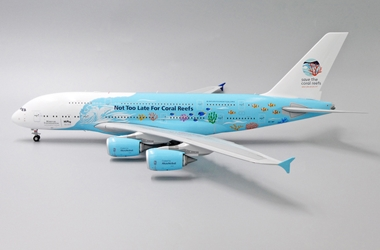 "HiFly A380-800 ""Save the Coral Reefs"" (1:200)"