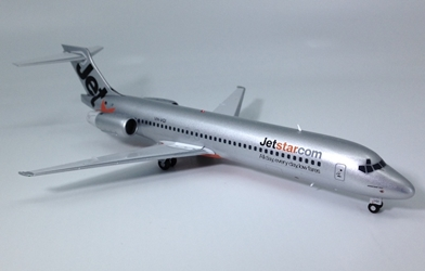 Jetstar B717-200 (White) VH-VQH (1:200) by JC Wings Diecast Airliners Item: JCXX2343