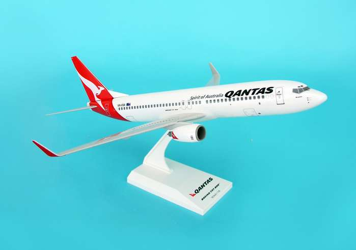 Qantas 737-800 (1:130), SkyMarks Airliners Models Item Number SKR437
