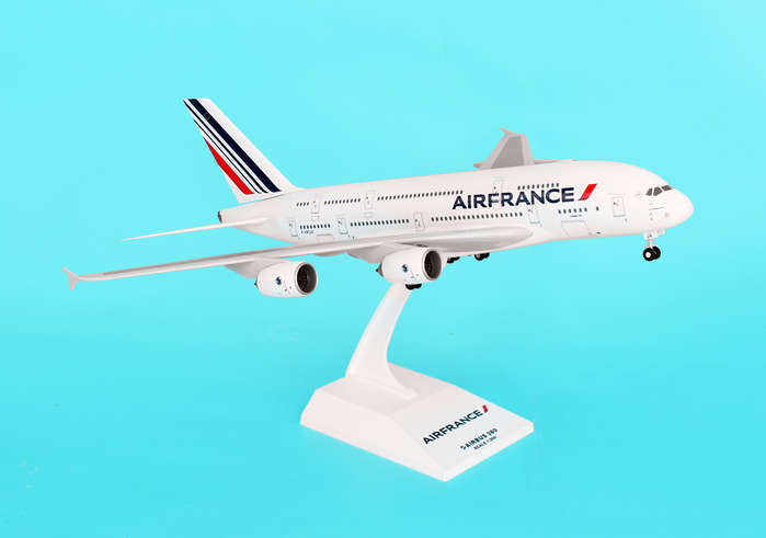 Air France A380 (1:200) W/Gear, SkyMarks Airliners Models Item Number SKR617