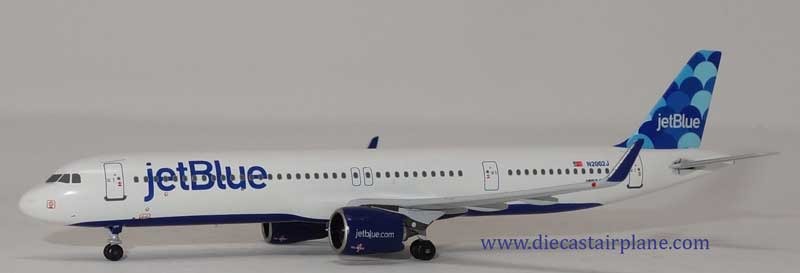 JetBlue Airways A321-200 N2002J (1:400)