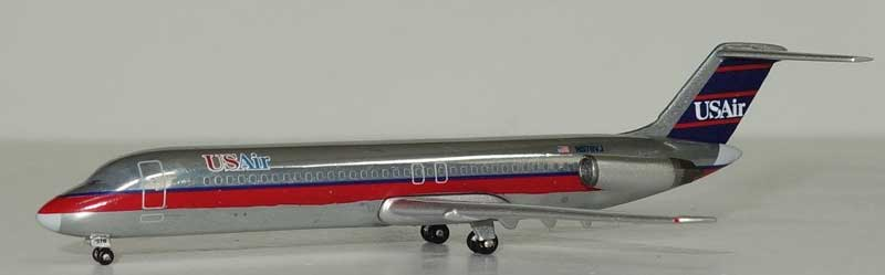 US Air DC-9-30 N978VJ (1:400)