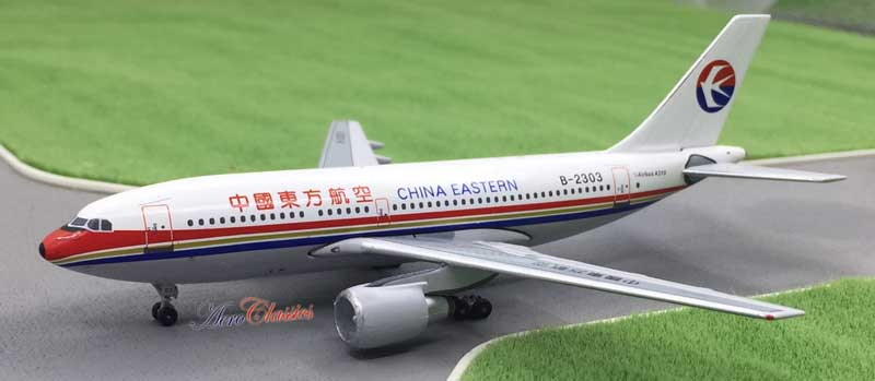 China Eastern A310-200 B-2303 (1:400), AeroClassics Models Item Number ACCEA0217