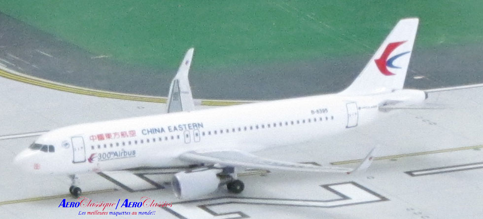 "China Eastern ""300"" A320WL B-8359 (1:400), AeroClassics Models Item Number ACCEA1016"