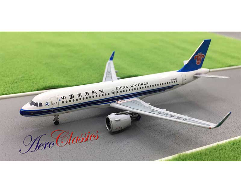China Southern A320-Neo B-8545 (1:400), AeroClassics Models Item Number ACCSN0417