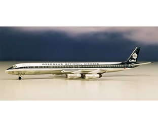 Overseas National Airways ONA DC-8-60 N868F (1:400)