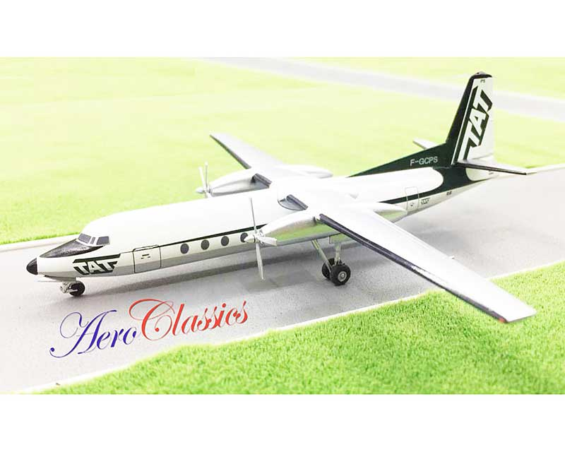 "TAT FH-227 ""Ozark Colors"" F-CGPS (1:200) - New Mould, Western Models Item Number WETAT0417"