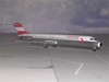 Austrian Airlines DC-9-51 OE-LDL (1:400)