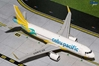 Cebu Pacific A320-200S New Livery, Sharklets RP-C4107 (1:200), GeminiJets 200 Diecast Airliners, Item Number G2CEB2320