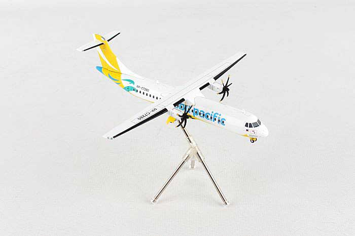 Cebu Pacific ATR-72-600 New Livery RP-C7280 (1:200), GeminiJets 200 Diecast Airliners, Item Number G2CEB2A72