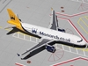 Monarch A320-200 G-OZBX (1:200), GeminiJets 200 Diecast Airliners, Item Number G2MON350