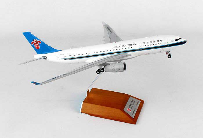 China Southern A330-200 B-6078 (1:200), JC Wings Diecast Airliners, Item Number JC2CSN341