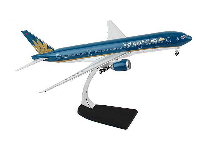 Vietnam Airlines B777-200ER VN-A143 (1:200), Phoenix 1:200 Scale Diecast Aircraft, Item Number PH2HVA128