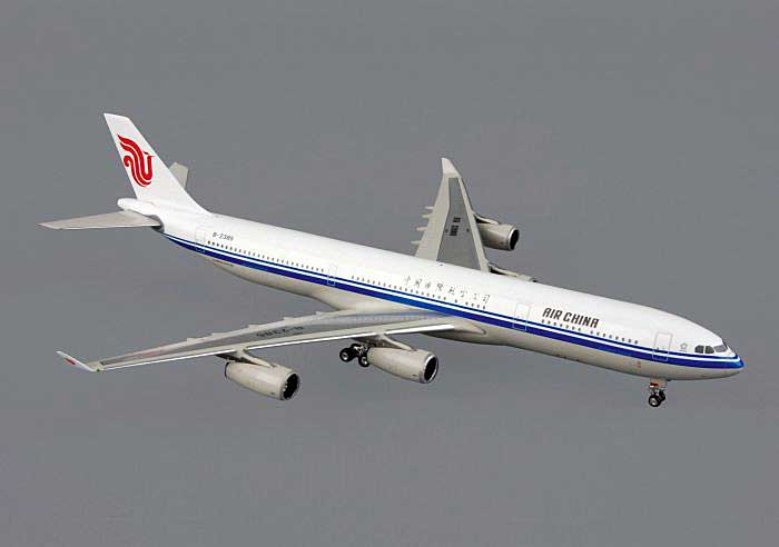 Air China A340-300 B-2385, Phoenix 1:400 Scale Diecast Aircraft, Item Number PH4CCA684