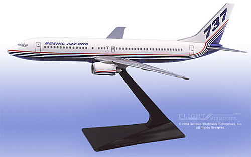 Boeing 737-800 House Colors (1:200)