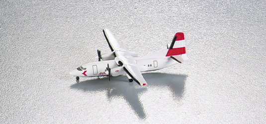Austrian Airlines F-50 (1:500), Herpa 1:500 Scale Diecast Airliners Item Number HE509237
