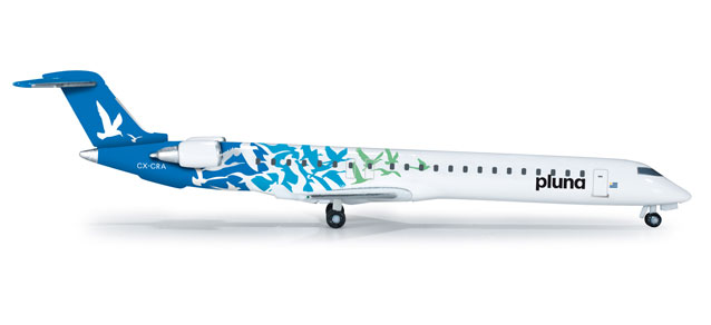 Pluna CRJ-900 (1:500), Herpa 1:500 Scale Diecast Airliners Item Number HE523523