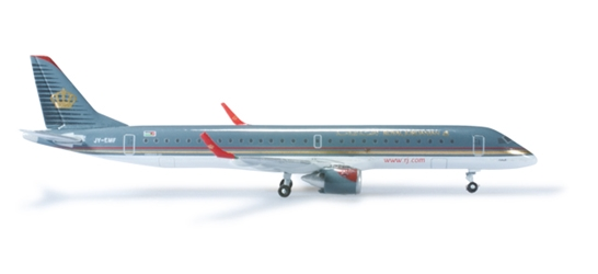 Royal Jordanian ERJ195 (1:500)