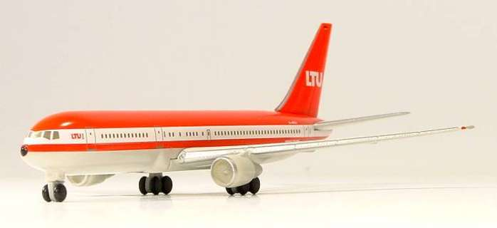 Ltu B767-300 Nc (1:500), Herpa 1:500 Scale Diecast Airliners Item Number HE502900