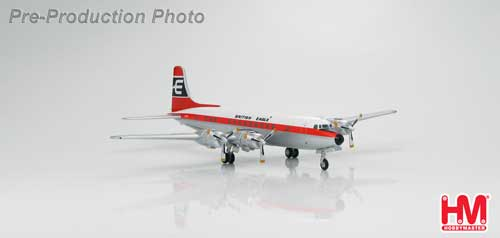 British Eagle Douglas DC-6A (1:200), Hobby Master Diecast Airplanes Item Number HL5002