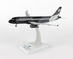 Air New Zealand A320 (1:200) ZK-OJR by Hogan Wings Collectible Airliner Models Item Number: HG30008G