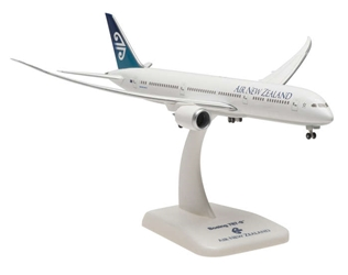 Air New Zealand 787-9 (1:400) with Gear & Inflight Wings