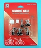 Landing Gear for Hogan B747-400 (1:200), Hogan Wings Collectible Airliner Models Item Number HG5200