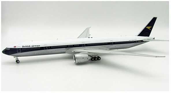 British Airways Boeing 777-300ER G-TRPI (1:200)