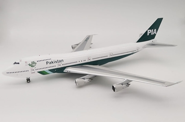 PIA Boeing 747-200 AP-BCO  (1:200), InFlight 200 Scale Diecast Airliners, Item Number IF742PK002