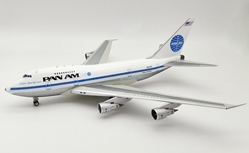Pan Am Boeing 747SP N533PA Polished (1:200)