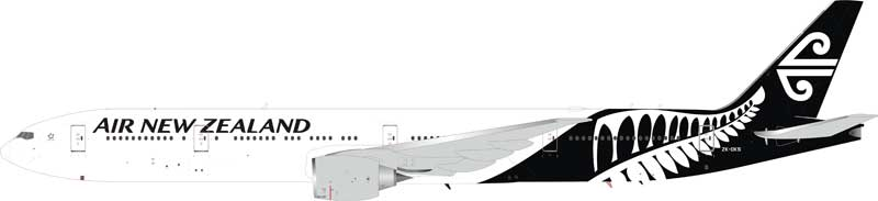 Air New Zealand Boeing 777-300/ER ZK-OKS (1:200) - Preorder item, order now for future delivery, InFlight 200 Scale Diecast Airliners Item Number IF773ANZ0918