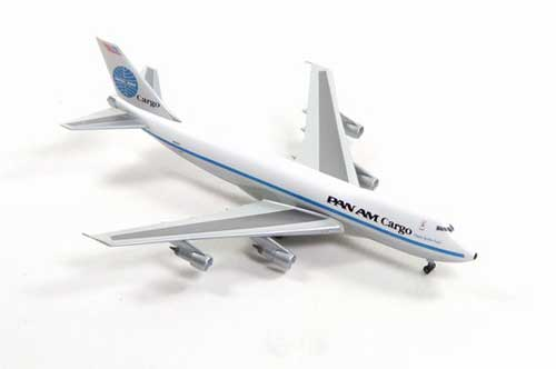 "Pan Am 747-200F ""Clipper Golden Eagle"" (1:400), Jet X 1:400 Diecast Airliners Item Number JET070P"