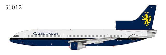 Caledonian Airways L-1011-100 G-BBAF (1:400)