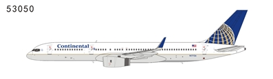 Continental Airlines 757-200 winglets N17126 (1:400)