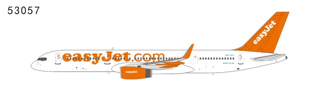 EasyJet Airlines 757-200 Winglets OH-AFI (1:400)