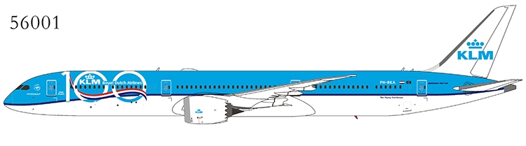 KLM - Royal Dutch Airlines 787-10 PH-BKA 100th Anniversary (1:400)