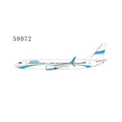 Enter Air 737-800 with scimitar winglets SP-ESG (1:400)