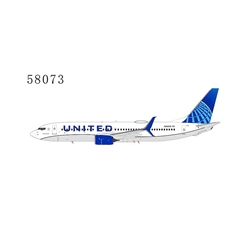 United Airlines 737-800 with scimitar winglets N26208 2019s livery (1:400)