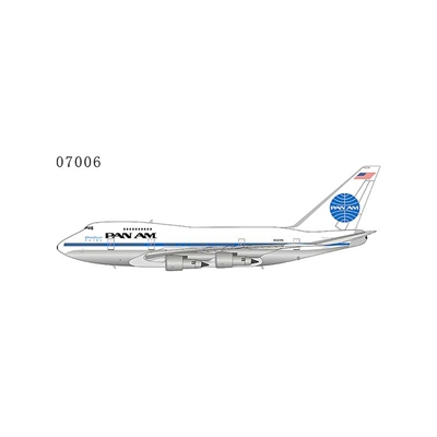 Pan Am 747SP N540PA China Clipper 1:400