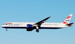 British Airways 787-10 Dreamliner G-ZBLB 1:400