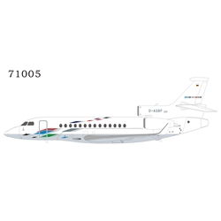 Volkswagen Air Services Falcon 7X D-AGBF (1:200)