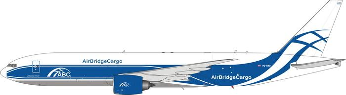 Air Bridge Cargo B777F VQ-BAO (1:400)