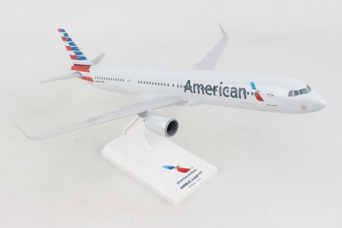 American A321Neo 1:150 by SkyMarks Airliners Models item number: SKR1022