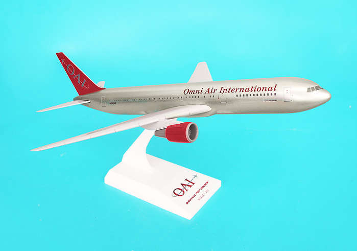 Omni Air 767-300 (1:200), SkyMarks Airliners Models Item Number SKR537